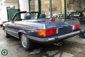 1987 Mercedes Benz 560SL For Sale