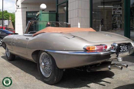 1967 Jaguar E-type Series 1 For Sale