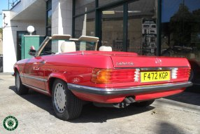 1988 Mercedes Benz 500SL For Sale