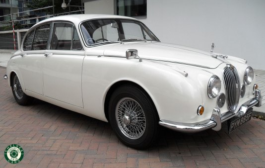 1968 Jaguar MK II 240 For Sale