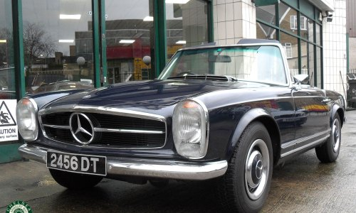 Photo 1967 Mercedes Benz 250 SL For Sale