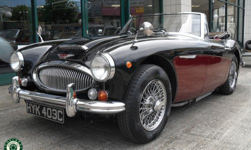 Photo 1965 Austin Healey 3000 MK 3 BJ8 For Sale