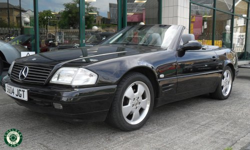 Photo 1999 Mercedes Benz SL280 For Sale