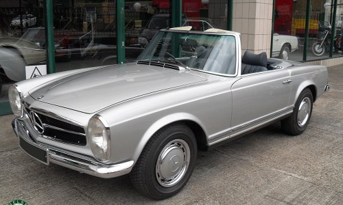 Photo 1970 Mercedes 280SL For Sale