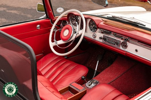 1966 Mercedes 230SL LHD For sale