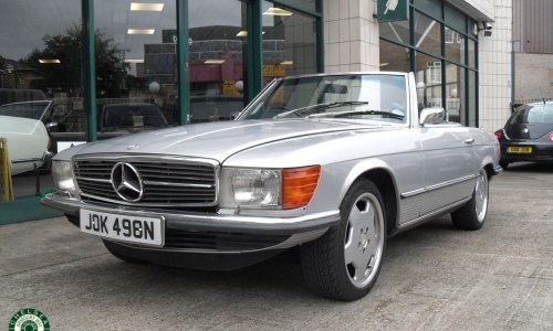 Photo 1974 Mercedes 450SL For Sale