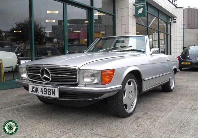 Photo 1974 Mercedes 450SL For Sale