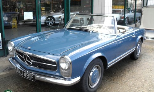 Photo 1968 Mercedes Benz 280SL For Sale