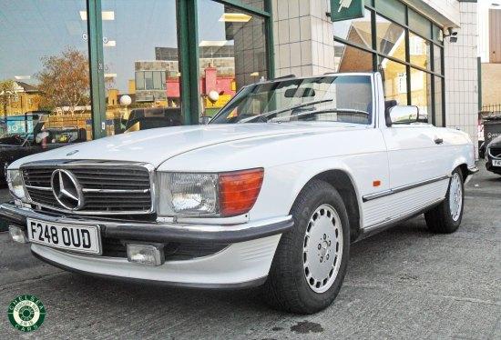 1989 Mercedes Benz 420SL For Sale