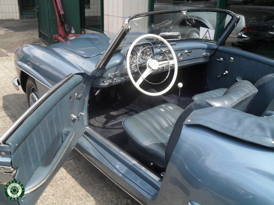 1960 Mercedes 190SL For Sale