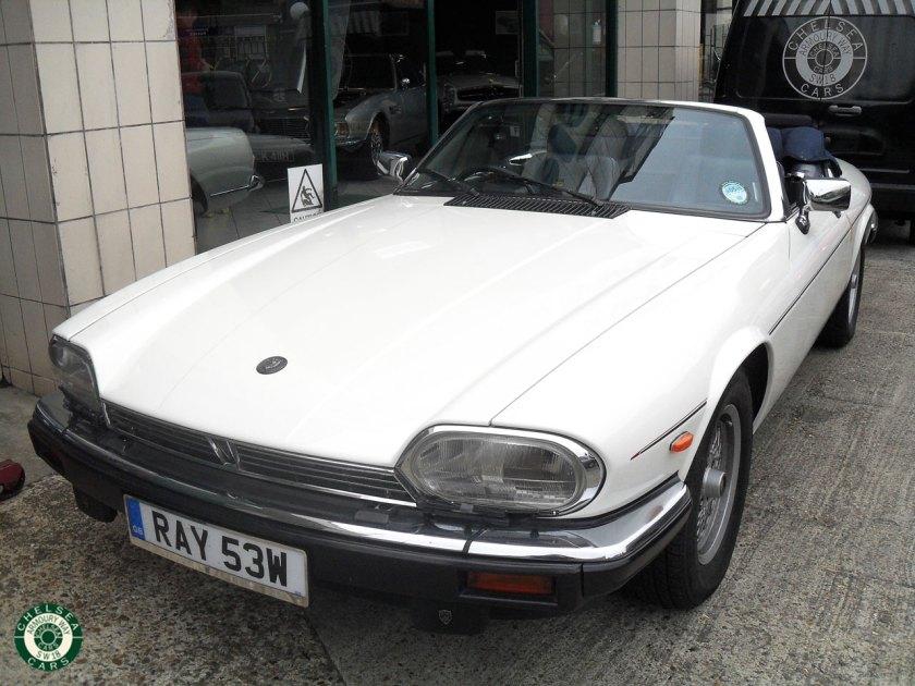 Photo 1988 Jaguar XJS V12 Cabriolet For Sale