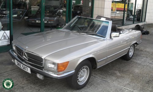 Photo 1985 Mercedes 280SL For Sale