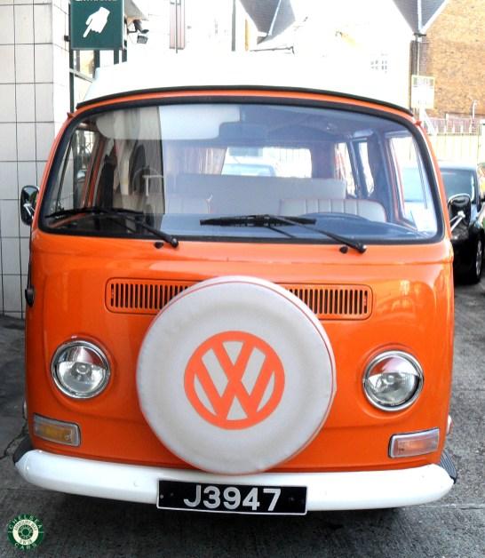 1973 VW Camper Van For Sale