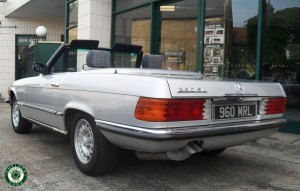 1985 Mercedes 280 SL For Sale