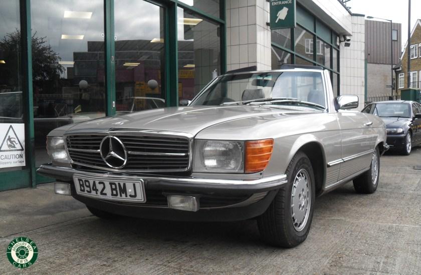 Photo 1985 Mercedes Benz 280SL For Sale