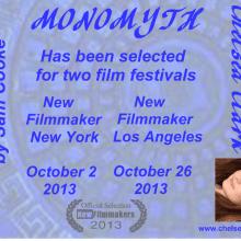 Postcards - Chelsea Clark in MONOMYTH