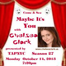 Promo Postcards - Chelsea Clark