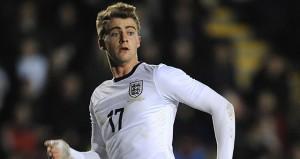 Soccer - UEFA Under 21 Championship - Qualifying Round - Group 1 - England v San Marino - Greenhous Meadow