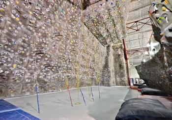 Indoor Rock Climbing Chelsea Piers Sports Center Gym