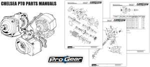 Chelsea PTO Parts Manuals PDF| Need help? Call 8777764600