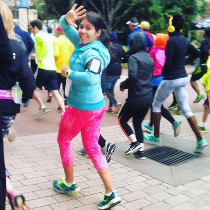 running chelsea