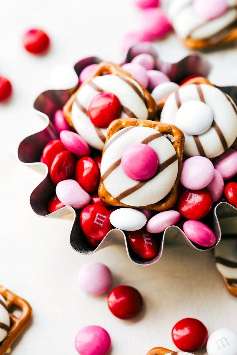 4 Easy Valentines Day Treats Chelseas Messy Apron