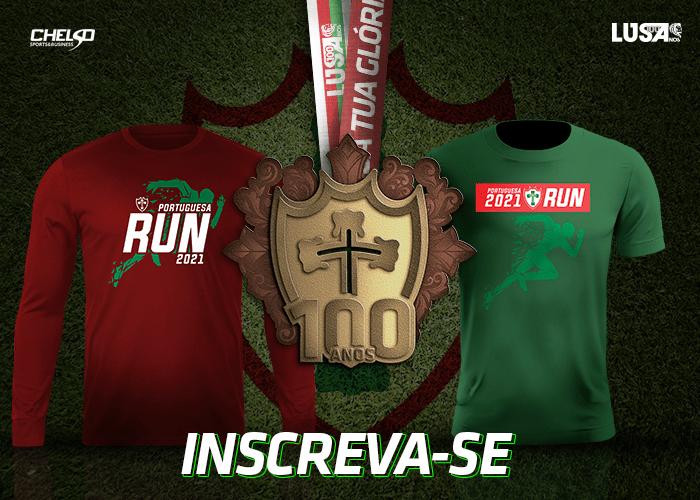 Desafio Portuguesa Virtual Run - Chelso Sports