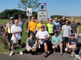 Chelten Men's Bike Group