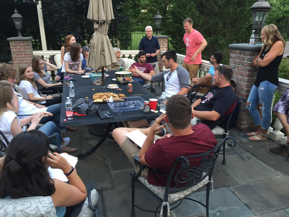 young-adults-outside-dinner