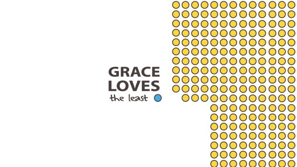 Grace Cares for the Undeserving Image