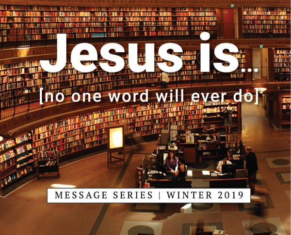 Jesus is our Provider and Restorer Image