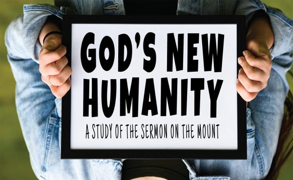 God\'s New Humanity Image