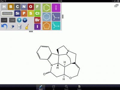 iSpartan-Strychnine