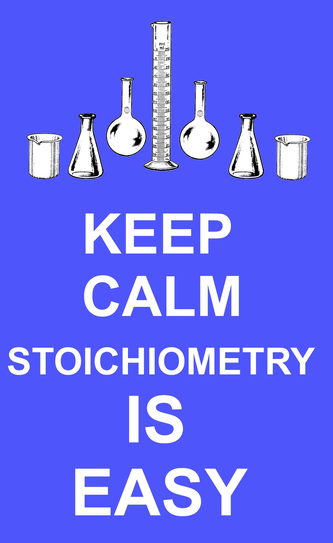 Stoichiometry Is Easy