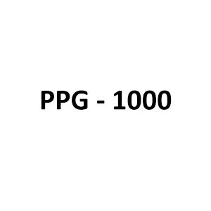 Polypropylene Glycol 1000 (PPG 1000)