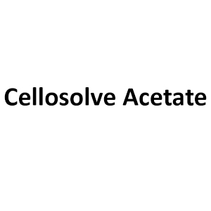 Cellosolve Acetate