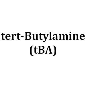 We are one of the leading importers & suppliers of tert-Butlamine in India.