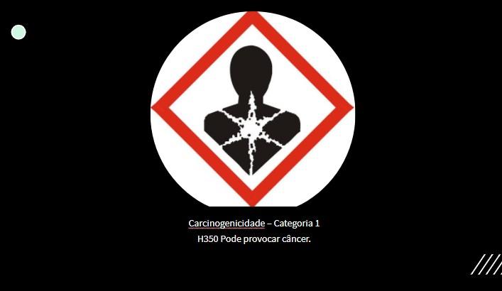 EPI para agentes carcinogênicos