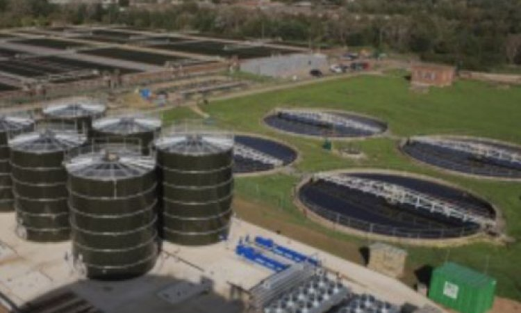 Anglian Water Services (AWS) – Anaerobic Digester Protection, Basildon