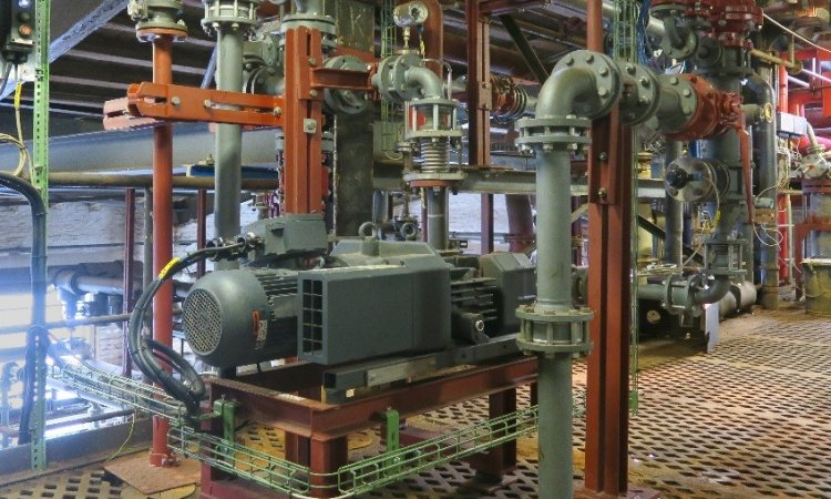 Nouryon Akzo Nobel Industrial Chemicals GmbH – Safe and efficient exhaust gas cleaning using modern vacuum technology