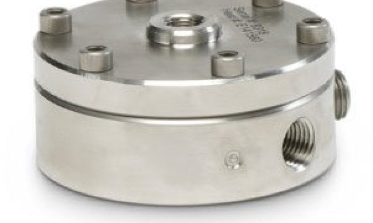 Alternating Feeds to a Research Reactor:  Equilibar Back Pressure Regulator featured in Clean Energy Research