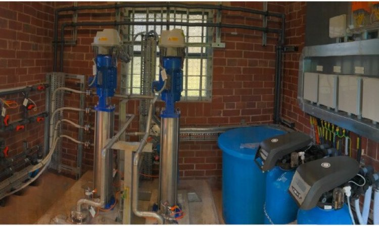 High Pressure Dual Contained Dosing Lines Offered a Cost Effective Solution