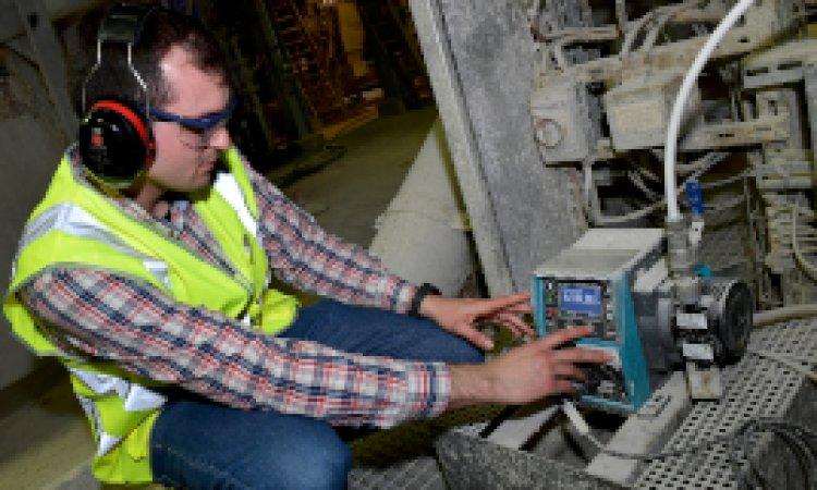 Qdos pumps facilitate maintenance in a matter of minutes