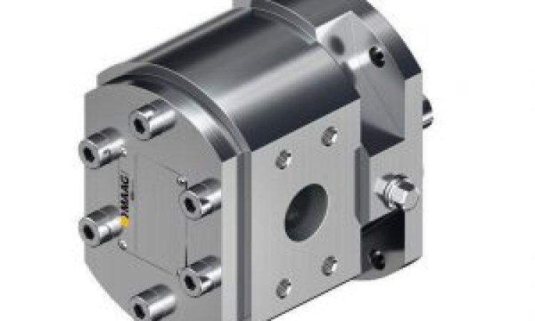 New MAAG industrial gear pumps for precise dosing