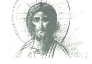 NC - Icône Christ 1993