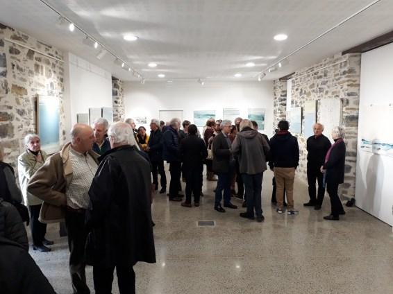 """Exposition """"Atlantique"""" de Inge Kresser et Jean-Louis Fauthoux"""