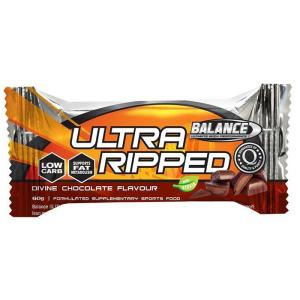 Balance Ultra Ripped Bar Cookies & Cream 60gm cookies & cream