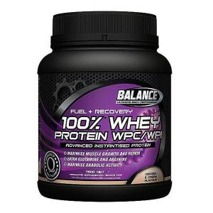 Balance 100% Whey Protein – Cookies & Cream 750gm