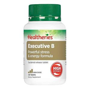 Healtheries Executive B Stress Formula 30 tablets