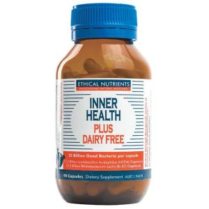 Ethical Nutrients Inner Health Plus Dairy Free 90 Capsules (Fridge)